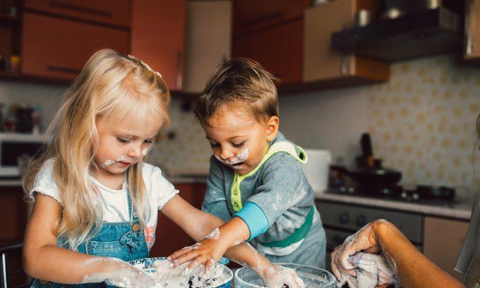Children live by the rhythms of the smaller universe of the home. (Hrecheniuk Oleksi/Shutterstock)