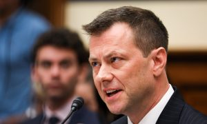 Strzok Made Major Edits to Lost Draft of Flynn-Questioning Report, Texts Indicate