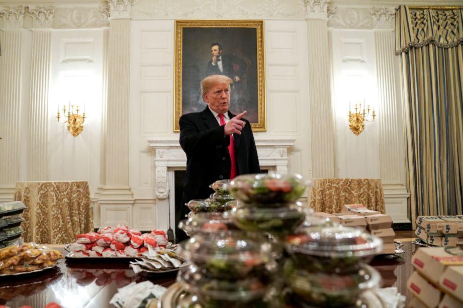 Clemson feast