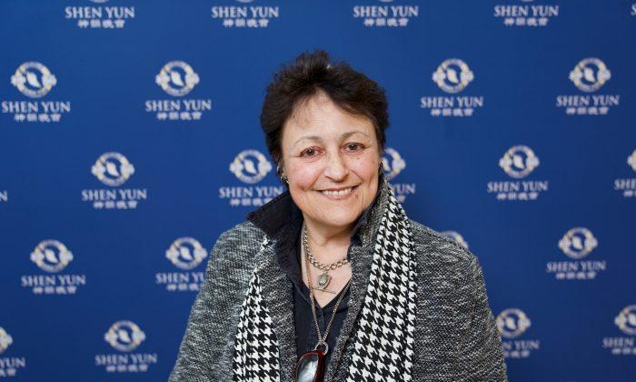Golden Voiced Narrator Barbara Rosenblat: Shen Yun Talent Is Top Rate
