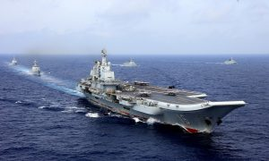 The Story of China's First Aircraft Carrier