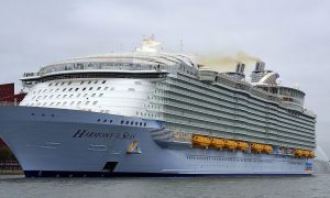 16-Year-Old Falls to Death From Royal Caribbean Cruise Ship Balcony