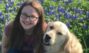 Search for Suspect After Service Dog Shot Dead Outside of Home