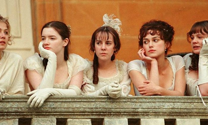 "A portrayal of the Bennet sisters in the 2005 film ""Pride and Prejudice."" (STUDIO CANAL/FOCUS PICTURES/WORKING TITLE FILMS)"