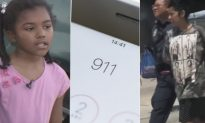 Kidnapper was Headed for Mexican Border, Quick Thinking By 8-Year-Old Saved Two Lives