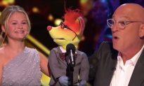 'AGT Champions' Audience Erupts When Teen Ventriloquist Darci Lynne Kills It, Again
