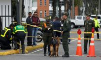 Car Bomb at Colombian Police Academy Kills Nine, Injures 24