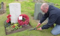 Man in England Tends Mysterious Australian WWII Vet's Grave for 25 Years and Uncovers His Story