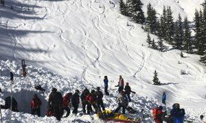 Man Killed in Eastern Idaho Avalanche