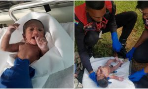 Hours-Old Baby Rescued From Refuse Bag Minutes Before Waste Truck Comes
