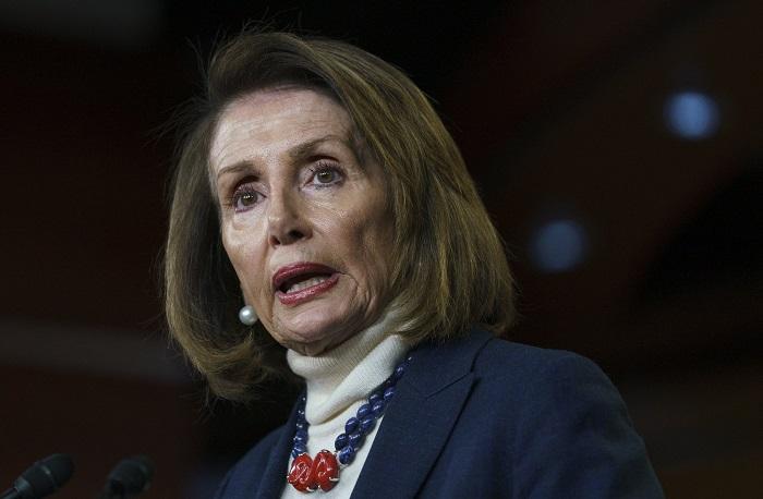 Nancy Pelosi speaks
