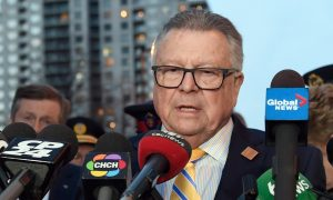 Canada Says It Won't Be Deterred by Chinese Pressure