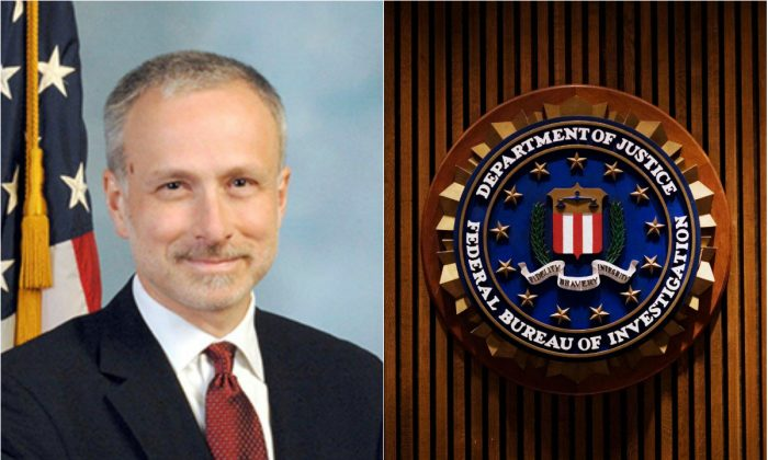 Former FBI General Counsel James Baker testified before the House Judiciary and Oversight committees on Oct. 3 and Oct. 18, 2018. (Samira Bouaou/The Epoch Times)