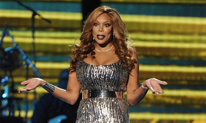 Host Wendy Williams appears at the 2014 Soul Train Awards in Las Vegas,