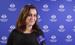 Filmmaker Pascale Pouzadoux: 'The whole world should go see' Shen Yun