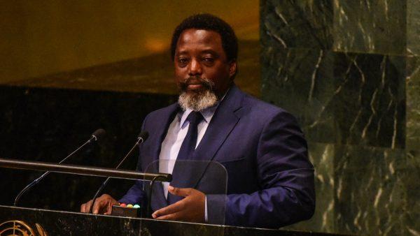 Congo Joseph Kabila Kabange