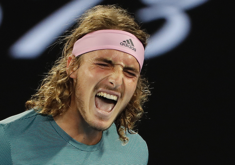 Federer beaten by Stefanos Tsitsipas Australian Open