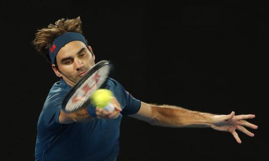 Roger Federer Knocked out by Greek Stefanos Tsitsipas