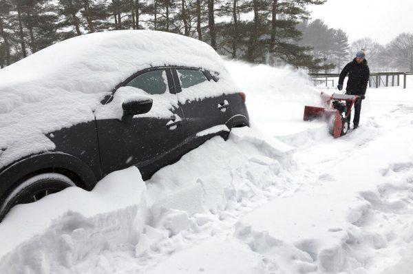 Winter Weather N.Y.