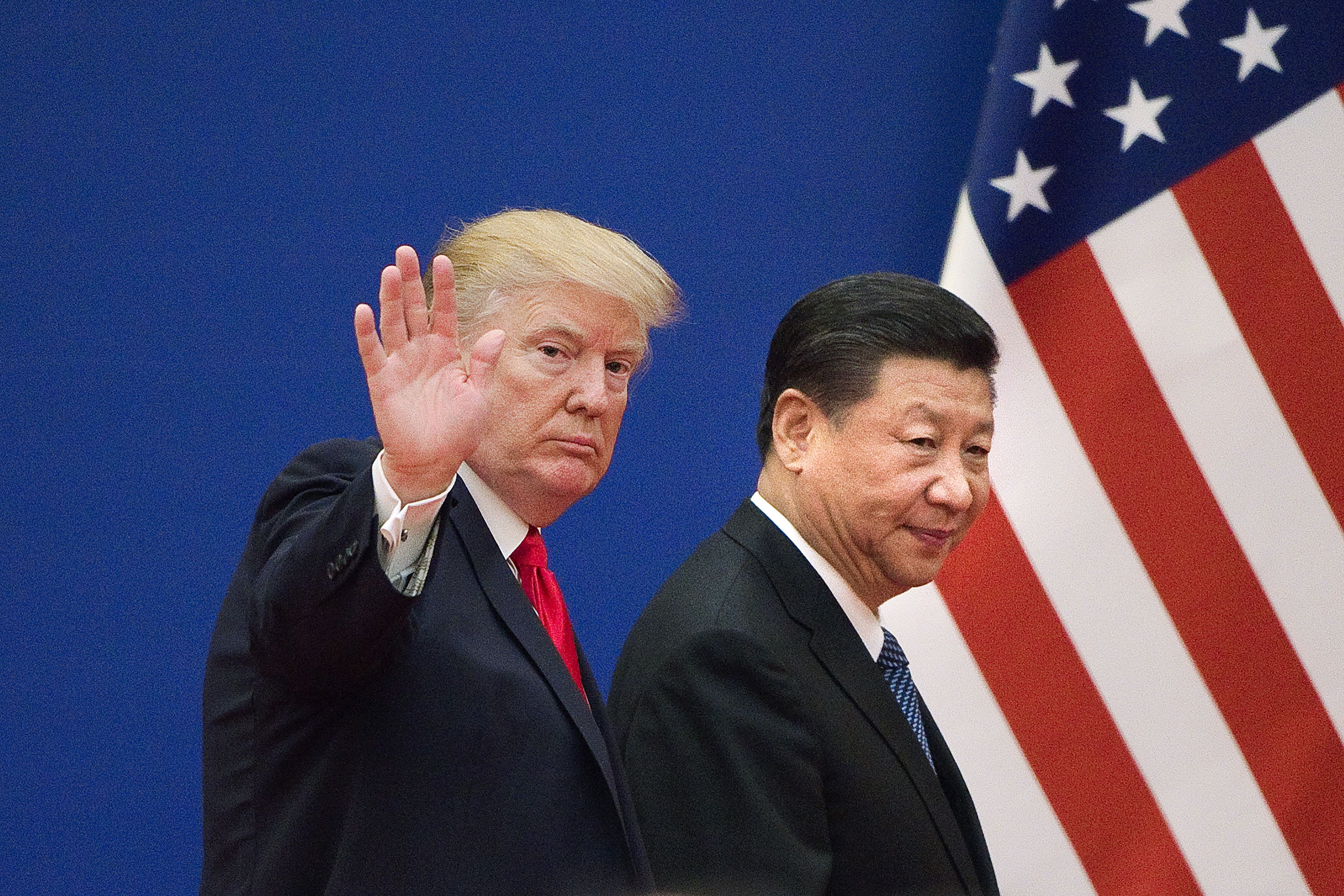 Is a New Cold War Emerging Between America and China?