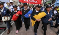 Colombians March for Peace After Deadly Car Bomb