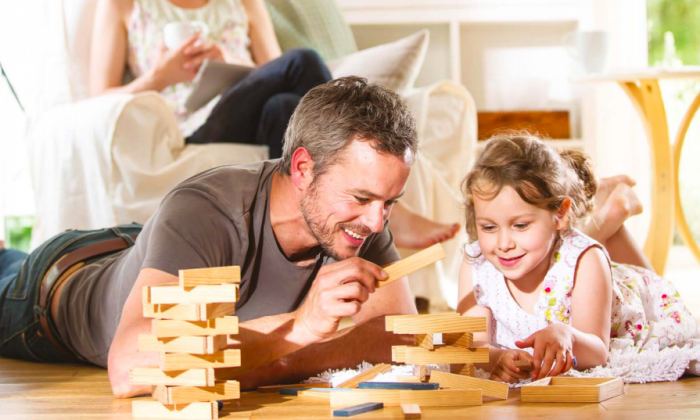 Have fun together: take out a game that can be finished in an hour or less. (JACK FROG/SHUTTERSTOCK)