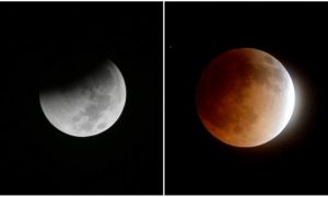 Total Lunar Eclipse Set to Wow Stargazers, Clear Skies Willing