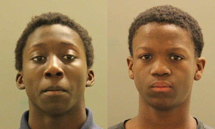 Boys Charged With Kidnapping and Rape (New Castle Police Department)