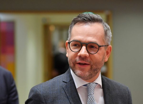 German minister Michael Roth