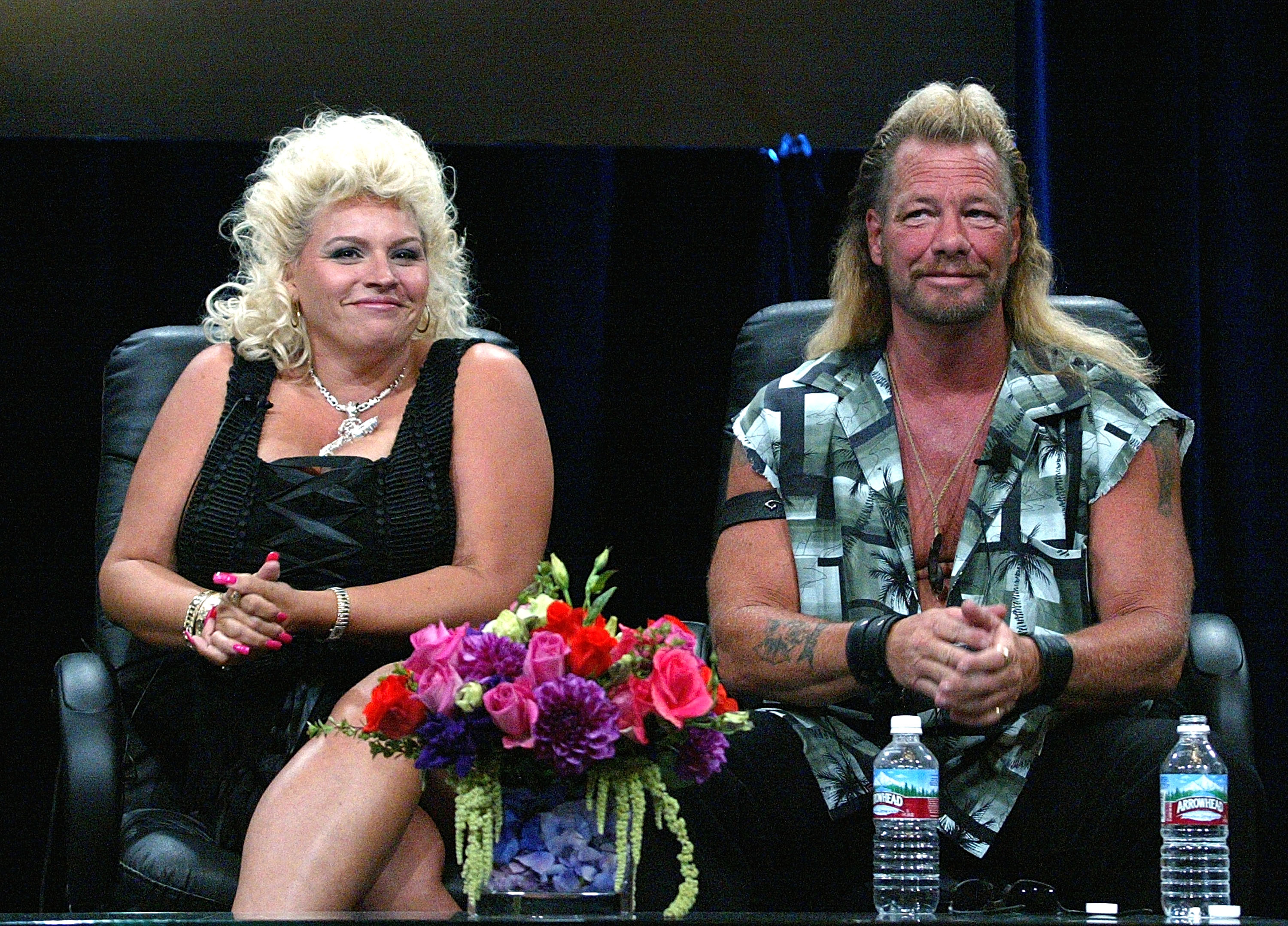 Wife of 'Dog the Bounty Hunter' in Medically Induced Coma