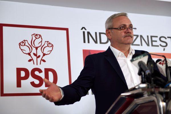 Social Democratic Party Liviu Dragnea