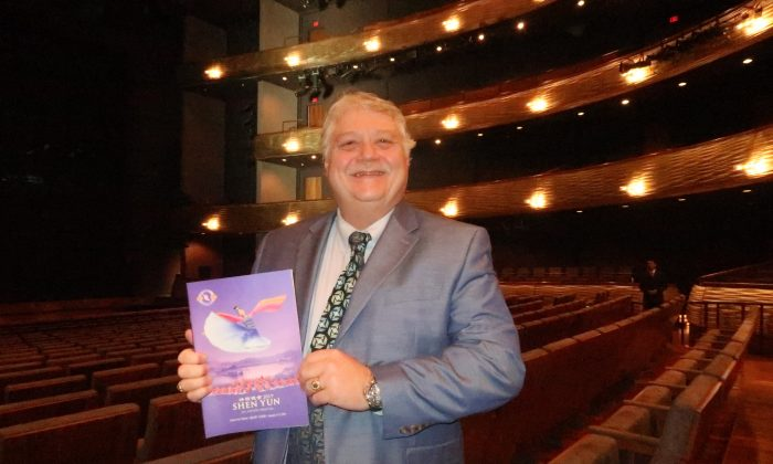 Director of Corporate Accounts: Shen Yun Brings a Sense of Enlightenment