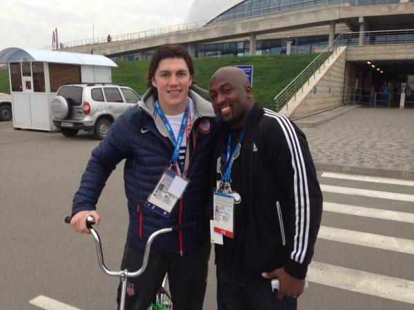 Smith in Sochi
