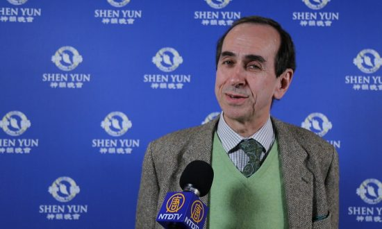 Shen Yun Conveys 'Absolutely Breathtaking Civilization' Through Dance