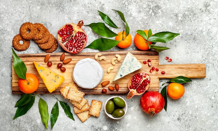 Building a cheese board is an art, not a science. Have fun with it. (Shutterstock)