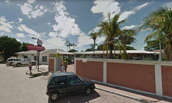 Municipal Hospital Nuestra Señora del Rosari. (Screenshot, Googlemaps)