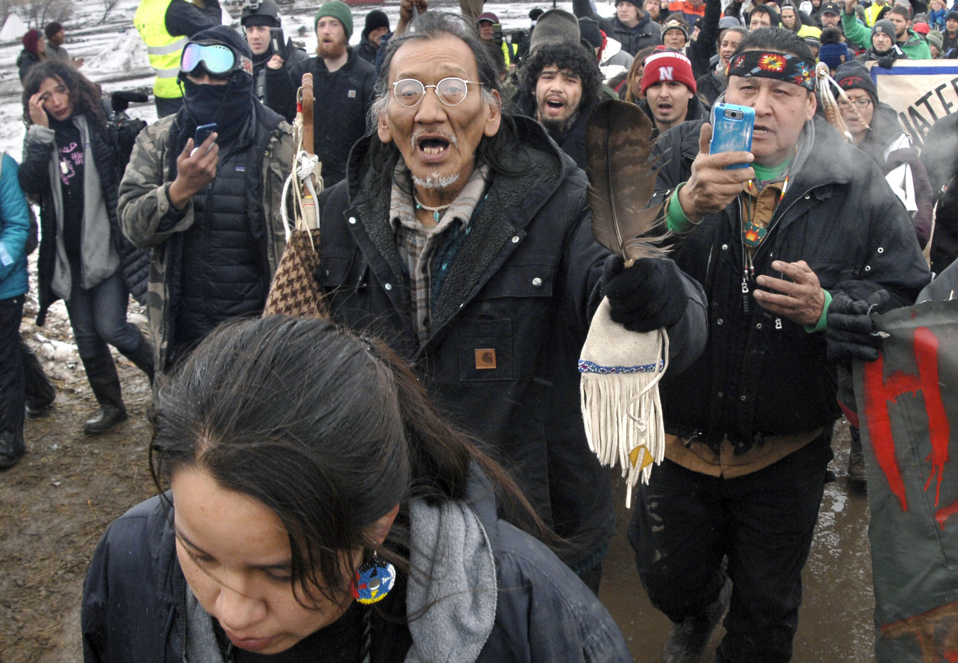 Nathan Phillips won't meet with students