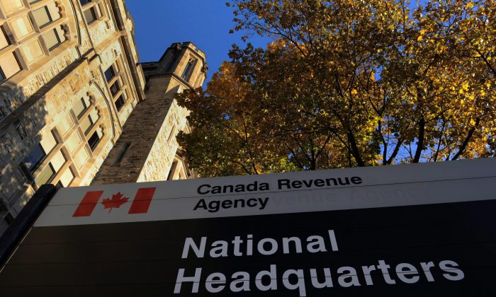 The Canada Revenue Agency headquarters in Ottawa. Tax experts reiterate that the tax code is too complex and needs to be reformed. (The Canadian Press/Sean Kilpatrick)