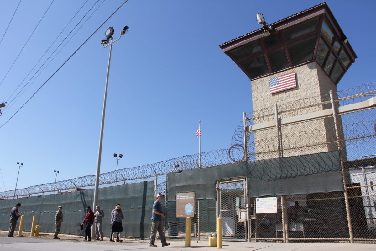 military prison in Guantanamo Bay