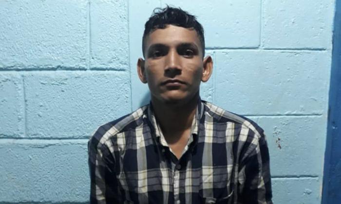 Juan Carlos Molina. (Honduran National Police)