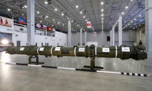 Russia Displays Secret Missile in Attempt to Preserve Nuclear Treaty With US