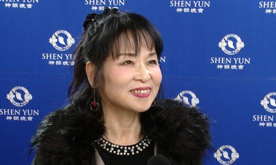 Dance Teacher Burst Into Tears After Watching Shen Yun Again