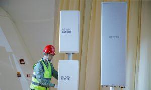 Huawei's 5G Patent Race