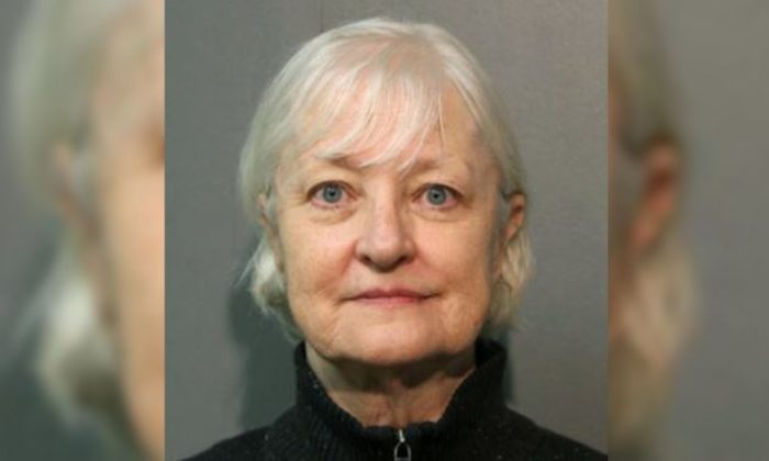This January 2018, file photo provided by the Chicago Police Department shows Marilyn Hartman. (Chicago Police Department via AP, File)