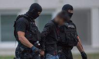 Ten Men Detained Near Frankfurt on Suspicion of Islamist Attack Plot
