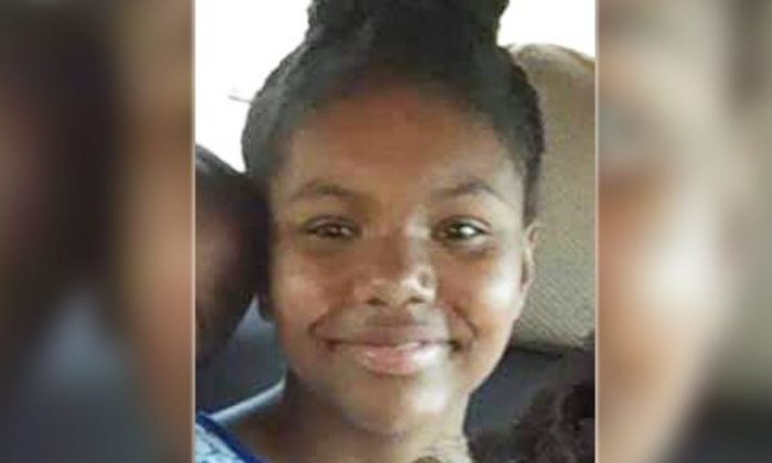 Diana Clawson, 13, went missing in Rock Hill, South Carolina on Jan. 23, 2019. (Rock Hill Schools)