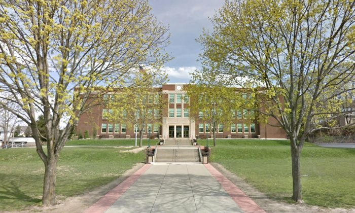 Four 12-year-old girls were subjected to strip searches in their middle school nurse's office, at Binghamton's East Middle School on Jan. 15 because they seemed hyper and giddy during their lunch hour and were suspected of possessing drugs. (Google Maps)