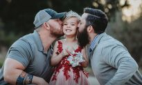 Little Girl Prepares for Father-Daughter Dance With Amazing Blended Family