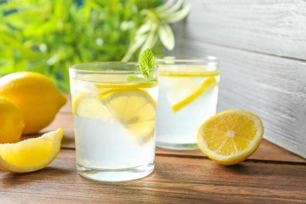 Lemon water helps high blood pressure