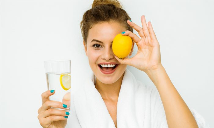 A single lemon contains around 30-40 mg of vitamin C. (All kind of people/Shutterstock)